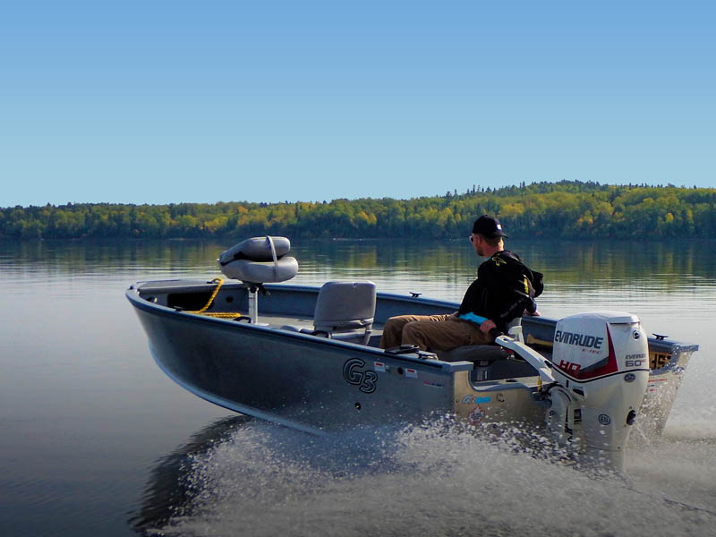Cruise Northwestern Ontario with G3 boats